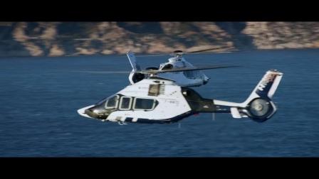 空客H160直升机蓝天华尔兹