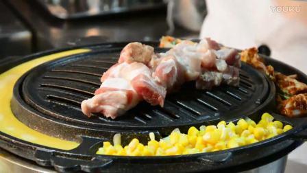家庭韩式烤肉的做法制作过程 韩国烤肉视频 免费烧烤教学视频 韩式烧烤酱料配方