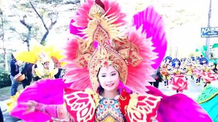 菲律宾碧瑶最大节日之一(BECI国际英语学院,菲律宾游学)