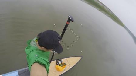 高安锦江sup桨板旅行