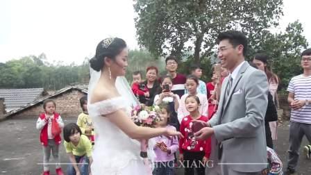 杜沁玲&刘李冬 博白婚礼 2018.3.3 海龟影像