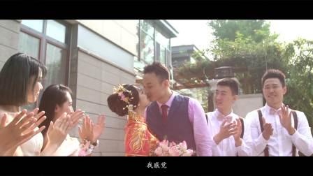 Black Chocolate【我的菜鸟后卫 婚礼mv  王汝恒-薛雪娇】