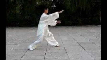 42式太极拳(马兰花)