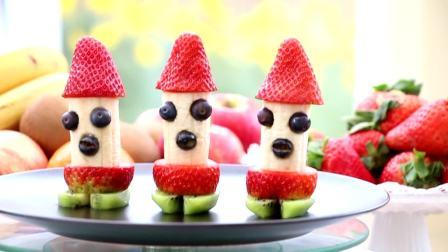 香蕉人| 水果藝術 | 创意水果拼盘 | ItalyPaul
