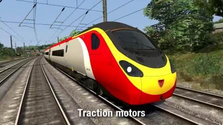 模拟火车2018 AP Class 390 Sound Pack