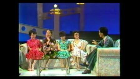 彭丽媛1987年新加坡电视台访谈