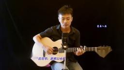 王力宏《需要人陪》吉他教学弹唱C调简单版【友琴吉他】