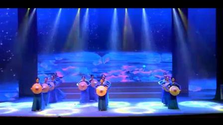 参选作品:谭丽宇等舞蹈《涟漪》表演
