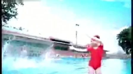 自制广告-2007年达能牛奶佳钙咸饼干广告《有没有·泳池篇》15秒