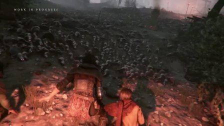 Gamescom 2018《瘟疫传说:无罪》16分钟演示 老鼠成群 瘟疫泛滥