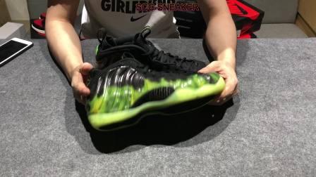 Air Foamposite One 通灵男孩喷珍藏版  上万的情节鞋 开箱介绍