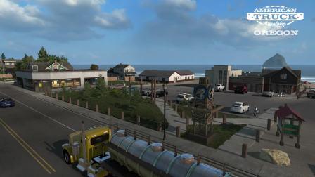 《美州卡车模拟》 Oregon (俄勒冈) Gamescom 循环视频