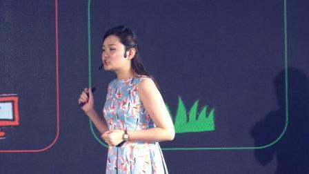 TEDxJiangnanUniversity丨吴思旖 思维导图,画出你的生命之花