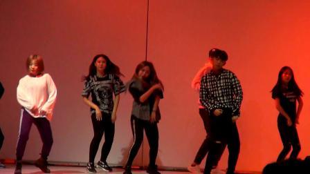 东北电力艺术学院2018级新生家长会舞蹈表演