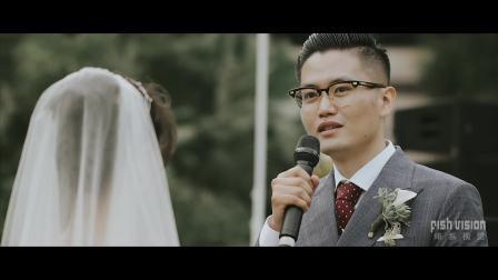 绯系视觉作品 | 房东Mon阿姨的WeddingVlog
