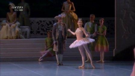 芭蕾舞 睡美人(全剧) Salenko和Walter 柏林芭蕾舞团2014