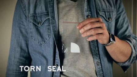 TST Torn Seal Transform by Justin Sopher