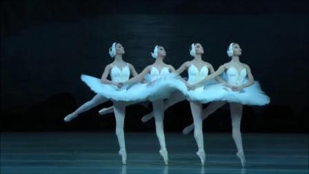 芭蕾舞《四小天鹅舞》圣彼得堡2018