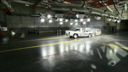 Atlas碰撞测试高速摄像照明系统HMI 2