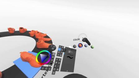 微软全新VR工具 Microsoft Maquette