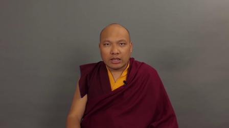10月27日,法王噶玛巴「慈悲的力量」课程第一堂