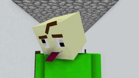 我的世界动画-巴迪学校出错版-MechanicZ