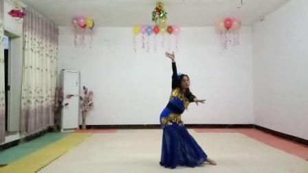 基督教舞蹈(我要唱一首爱你的歌)夹沟镇辛丰舞蹈团原创