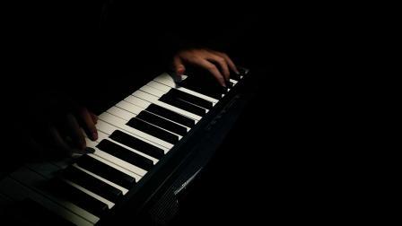 钢琴弹奏-周杰伦《一路向北》(纯音乐)