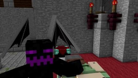 我的世界动画-恶魔之战-01-CHECKER