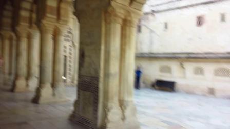 印度文化之旅-粉城斋浦尔.琥珀堡老虎堡.长城.水.风之宫殿.2018.11.29