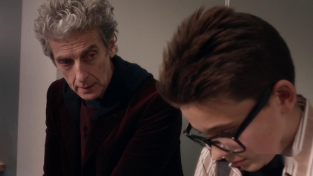 神秘博士:神秘博士归来 格兰特超能力引尴尬,与博士谈论感情被吐槽