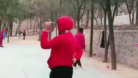 济南孟老师空竹套路展示