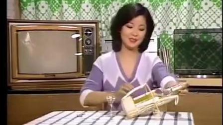 邓丽君自拍视频-01