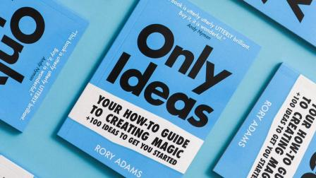 Only Ideas by Rory Adams (PDF)