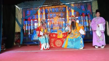 泗州戏(薛平贵与代战)主演,罗军,张向阳。