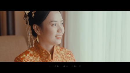 YIYI FILM | 婚礼快剪《四季列车》