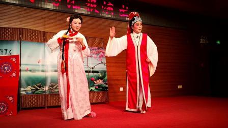 20190313《春香传 · 爱歌》上海翠峰越剧团演出,朱菊芬和张小慧表演。