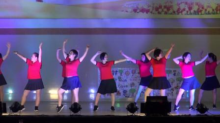 10.舞蹈:夜之光 表演者:浮竹山舞蹈队
