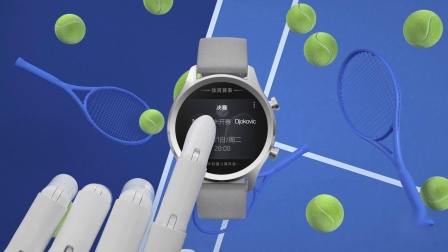 Ticwatch C2 by CCLAB