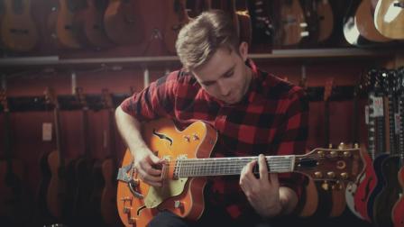 英国指弹吉他手Gareth Pearson - Waltz No.2