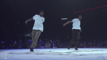 HipHop Best 16-Juste Debout 2019 - Zyko & Dykens VS Kuty & Rubix