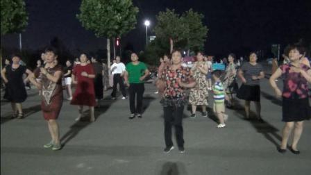 2019年6月11号 许昌市建安区快乐舞蹈队