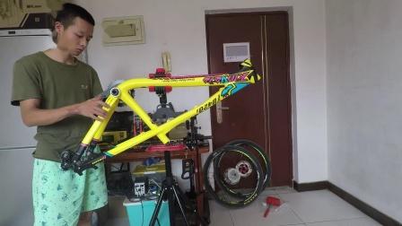 翼飞-2019自行车组装