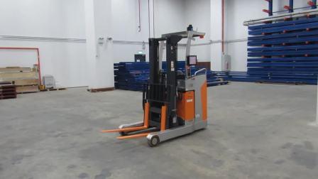 法艾斯AxterAGV-激光导航-Reach Truck前移式叉车应用实例2