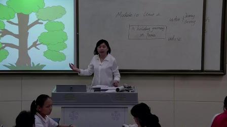 胡瑞芳--外研版初中英语七年级下M10U2微型课实录