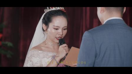 格林映画——巴中兴合阳光婚礼电影