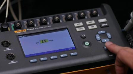 福禄克生命体征模拟器Prosim8操作视频