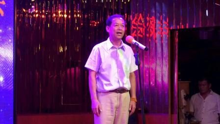 辉南县文工团老战友50年聚会