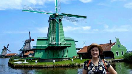 旅游音乐相册 西欧五国游.2 (荷兰 比利时)
