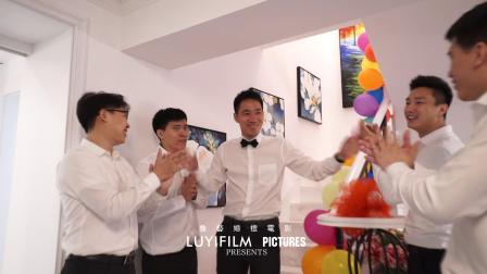 2019.8.11 - 天天渔港喜事汇  「 婚礼即日快剪 」